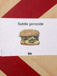 Genocide Burger